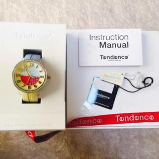 テンデンス(Tendence)のTendence 腕時計 swarovski テンダンス(腕時計)