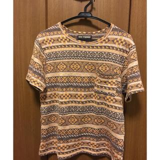 ハイスタンダード(HIGH!STANDARD)のhigh!standard  Tシャツ(Tシャツ/カットソー(半袖/袖なし))