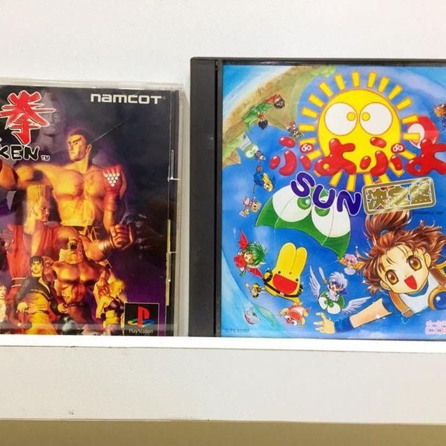 PlayStation(プレイステーション)のプレイステーションソフト 6個セット エンタメ/ホビーのテレビゲーム(家庭用ゲームソフト)の商品写真