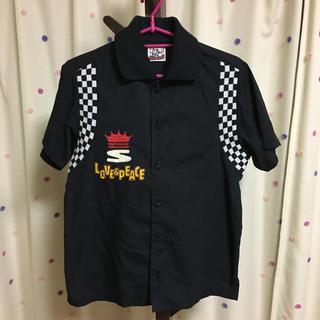シンアンドカンパニー(SHIN&COMPANY)の[断捨離セール中!]シンカン☆ボーリングシャツ(シャツ/ブラウス(半袖/袖なし))