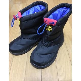ジーティーホーキンス(G.T. HAWKINS)のスノーブーツ 22cm*黒 (G.T.ホーキンス)(長靴/レインシューズ)