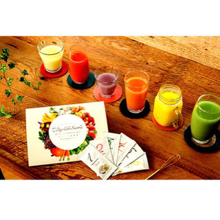 ◆セブンデイズカラースムージー ダイエットドリンク健康食品 サプリ (ダイエット食品)