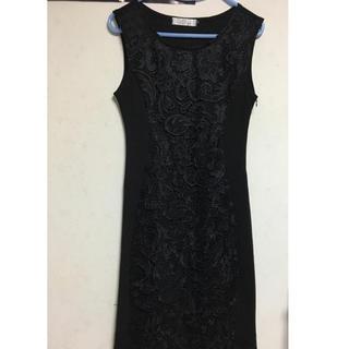 デイジーストア(dazzy store)の膝丈ドレス ワンピース(ミディアムドレス)