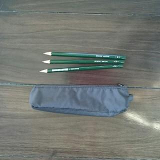 ムジルシリョウヒン(MUJI (無印良品))のお受験 筆箱 鉛筆(ペンケース/筆箱)