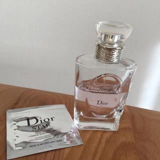クリスチャンディオール(Christian Dior)のDior 香水 Forever and ever &ファンデーションサンプル(香水(女性用))