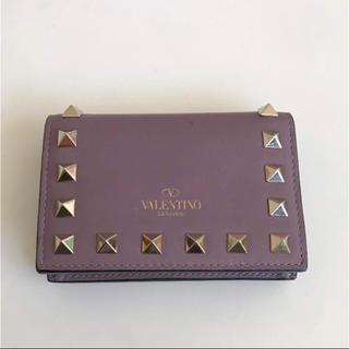 ヴァレンティノ(VALENTINO)の限定価格!VALENTINO ミニウォレット カードケース(財布)