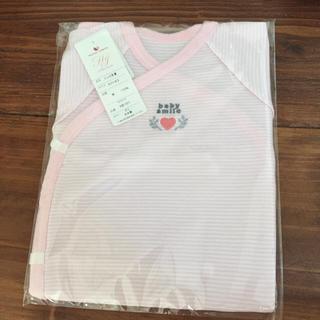ワコール(Wacoal)の新品タグ付き ワコールコンビ肌着 新生児 日本製(肌着/下着)