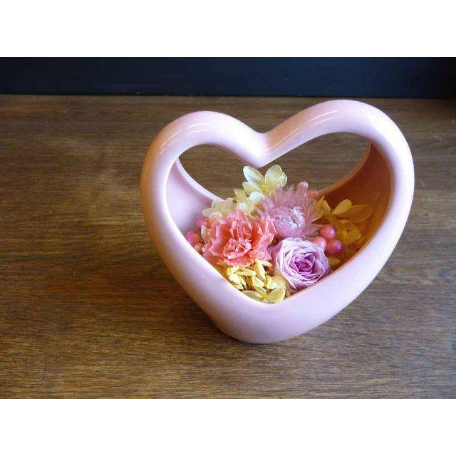 ピンク♡Pinkのプリザーブドフラワー ハンドメイドのフラワー/ガーデン(プリザーブドフラワー)の商品写真