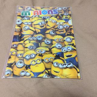 ミニオン(ミニオン)の黄色*ミニオンズ A4 クリアファイル(クリアファイル)