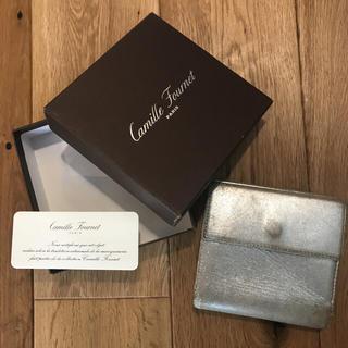 バーニーズニューヨーク(BARNEYS NEW YORK)のカミーユ フォルネ 二つ折り財布 CAMILLE FOURNET(折り財布)