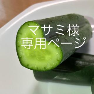 マサミ様専用ページ(野菜)