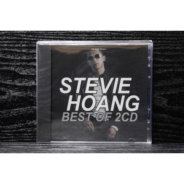 Stevie Hoang 豪華2枚組51曲 最強 Best MixCD エンタメ/ホビーのCD(R&B/ソウル)の商品写真