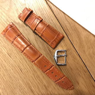 ブレゲ(Breguet)のヒルシュ 時計ベルト ブレゲ アエロナバル(腕時計(アナログ))