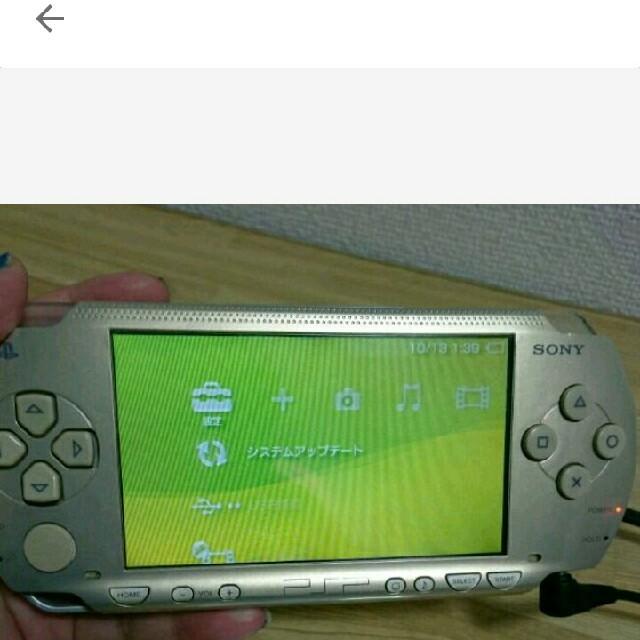 PlayStation Portable(プレイステーションポータブル)の★こんぶ様★PSP本体のみ エンタメ/ホビーのテレビゲーム(携帯用ゲーム本体)の商品写真