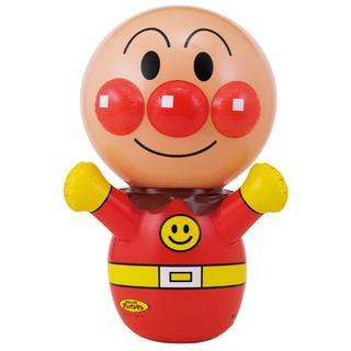 アガツマ(Agatsuma)のみぃ様専用アンパンマン ふわっと大きなKOパンチ 起き上がり玩具(キャラクターグッズ)