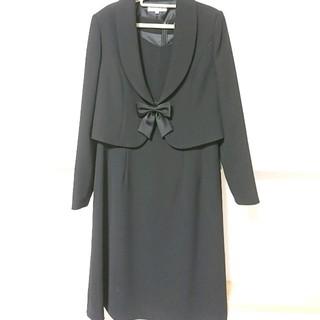 シマムラ(しまむら)の新品タグつき上品喪服、13号礼服(礼服/喪服)
