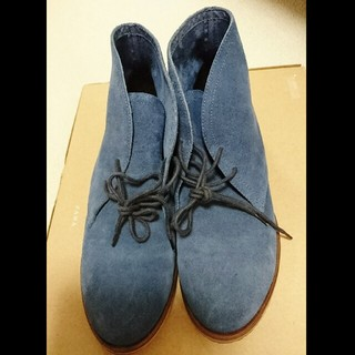 UGLY LUCY✯CHUKKA BOOT チャッカブーツ