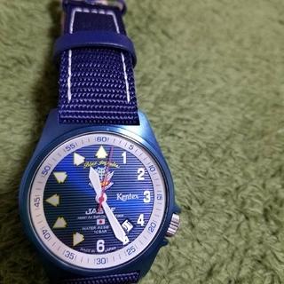 ケンテックス(KENTEX)の期間限定お値下げ Kentex JASDF  ブルーインパルス時計(腕時計(アナログ))