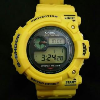 カシオ(CASIO)のフロッグマン ベルト、ベゼル共に新品です。(腕時計(デジタル))