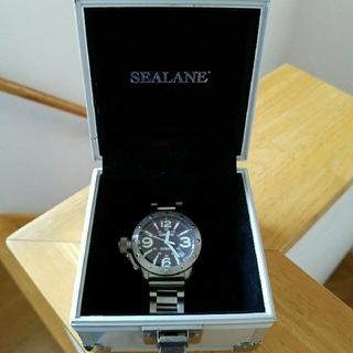 シーレーン(SEALANE)のSEALANE腕時計。(腕時計(アナログ))