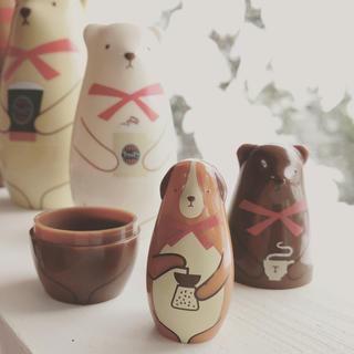 タリーズコーヒー(TULLY'S COFFEE)のTULLY'S ベア–  マトリョシカ(置物)