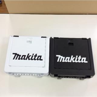 マキタ(Makita)の☆2個セット♪マキタ インパクトドライバー用 収納ケース (黒1個、白1個) (その他)