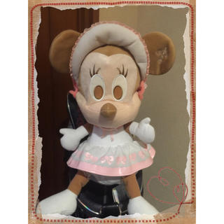 ディズニー(Disney)のベビーミニーのヘッドカバー(その他)