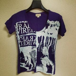 ディーゼル(DIESEL)のDiesel★Tシャツ★半袖(Tシャツ(半袖/袖なし))