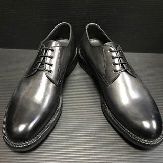 カンパニーレ(CAMPANILE)のカンパニーレ (Campanile) イタリア製革靴 グレー UK8.5(ドレス/ビジネス)