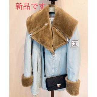 シャネル(CHANEL)の新品 CHANELの素敵なコート♡(ナイロンジャケット)