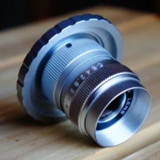 オリンパス(OLYMPUS)のOLYMPUS PEN,OM-Dシリーズ用 Cマウントレンズ 25mm F1.4(レンズ(単焦点))