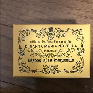 サンタマリアノヴェッラ(Santa Maria Novella)のサンタマリアノヴェッラ  アーモンドソープ 石けん(その他)