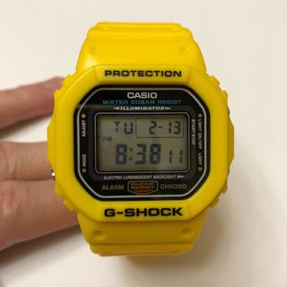ジーショック(G-SHOCK)のCASIO G-SHOCK DW-5600P(腕時計(デジタル))