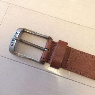 リプレイ(Replay)の美品 REPLAY リプレイ ベルト 85cm(ベルト)