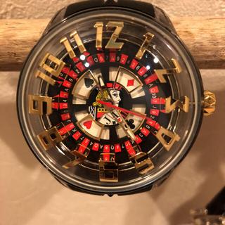 テンデンス(Tendence)のtendence テンデンス 未使用に近い 付属品有り メンズ 腕時計 ウォッチ(腕時計(アナログ))
