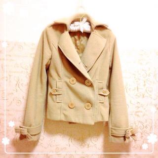 リズリサ(LIZ LISA)のLIZ LISA♡秋冬コート(ピーコート)