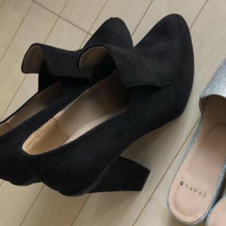 フレイアイディー(FRAY I.D)のFRDY.ID ミュール 靴(ミュール)