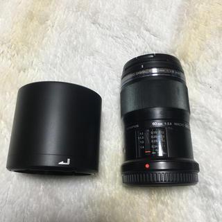 オリンパス(OLYMPUS)のM.ZUIKO DIGITAL ED 60mm F2.8 Macro(レンズ(単焦点))