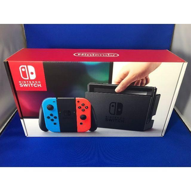 Nintendo Switch(ニンテンドースイッチ)のニンテンドースイッチ 新品 送料込 ネオン nintendo switch エンタメ/ホビーのテレビゲーム(家庭用ゲーム本体)の商品写真