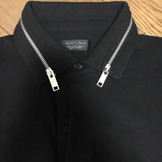 ザラ(ZARA)のZARA ポロシャツ 新品(ポロシャツ)