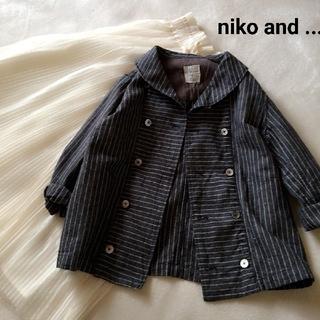 ニコアンド(niko and...)のniko and リネン ジャケット MELROSE SM2(テーラードジャケット)