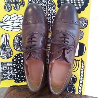 ムジルシリョウヒン(MUJI (無印良品))の無印良品 Lsize(ローファー/革靴)