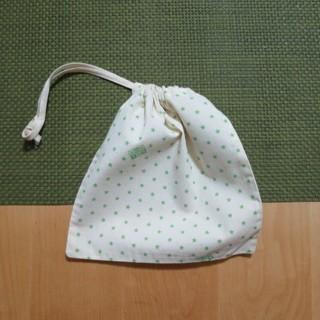 ボンポワン(Bonpoint)のBONTON ボントン ショッパー バッグ 巾着(ランチボックス巾着)