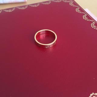 カルティエ(Cartier)のカルティエ ミニラブリング 47(リング(指輪))