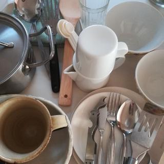ムジルシリョウヒン(MUJI (無印良品))の一人暮らし 食器 キッチン用品 まとめ売り(調理道具/製菓道具)