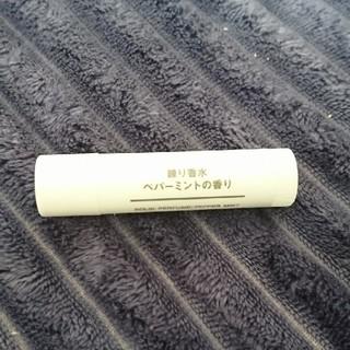 MUJI (無印良品) - 無印良品/練り香水/ペパーミント