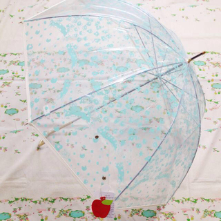 フランシュリッペ(franche lippee)のフランシュリッペ 新品タグ付 傘 猫 花(傘)