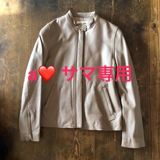 フレームワーク(FRAMeWORK)のa♡様専用☆送料込☆レザージャケット(ライダースジャケット)