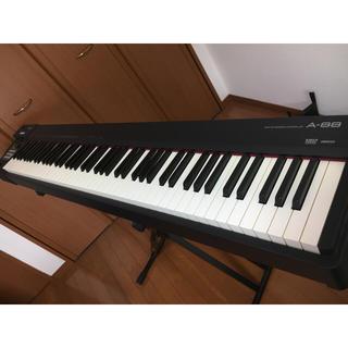 ローランド(Roland)のRoland ローランド MIDI キーボード コントローラー A-88 88鍵(MIDIコントローラー)