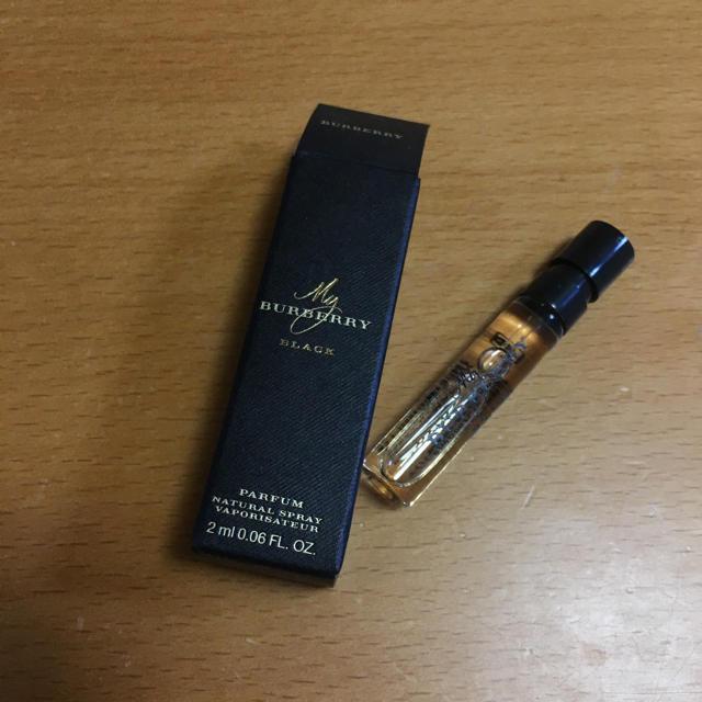 BURBERRY(バーバリー)の新品未使用 マイバーバリー ブラック コスメ/美容の香水(ユニセックス)の商品写真